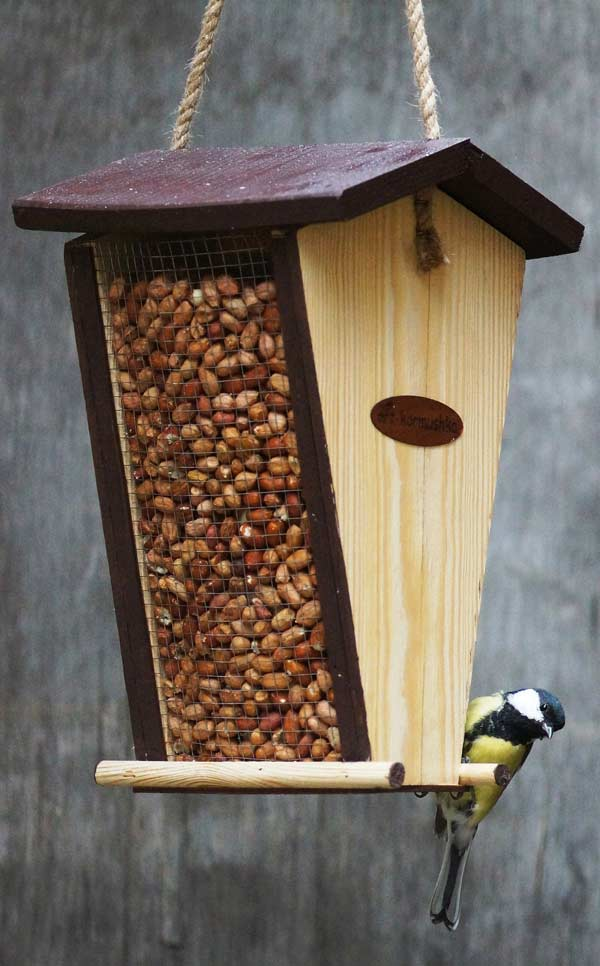 Кормушки для домашней птицы